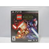 Lego Star Wars: The Force Awakens - Ps3 ¡fisico-usado!