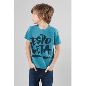 Camiseta Mini Sm Espoleta Reserva Mini