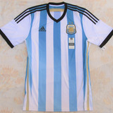 Camisa Argentina 2014 - Camisa Argentina Masculina no Mercado Livre ... 07fff97f3154d