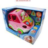 Vtech Baby Miniatura Colorin Carro Musica Y Sonidos