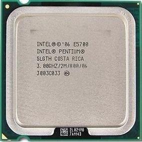 Processador Intel Dual Core E5700 3.0 Ghz 2mb Lga775