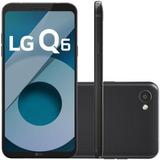 Smartphone Lg Q6 Dual Chip Octacore 4g 32gb Tela 5,5