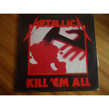 Metallica - Kill Em All Lp Venezuela