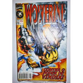 Hq - Wolverine - Contra O Poder De Víndex! Nº 72