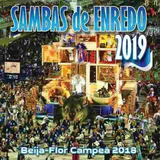 Cd Sambas De Enredo 2019 Rj - Pronta Entrega