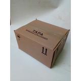 Caja Para Embalaje L-006 20x16x11 Cm Cartón Corrugado