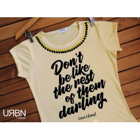 Atacado Camiseta Feminina T-shirt Com Pedras 20 Unidades 1976303d92f99