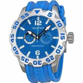 517565b7892 Relogio Nautica Azul N15578g - Relógios no Mercado Livre Brasil