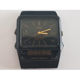 7a964ef6915 Relogio Casio Antigo - Relógios no Mercado Livre Brasil