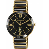 Relógio Technos Elegance Cerâmica 2015bv/4p Safira