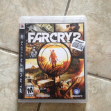 Jogo Ps3 Farcry 2 Dual Shock 3 Compatible Blu-ray Disc .