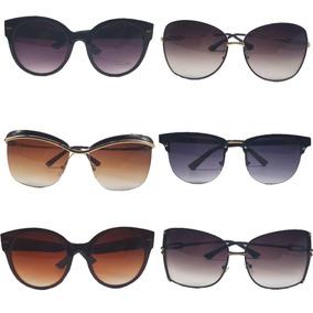098ad5a396047 Kit Oculos De Sol Atacado Mas Case E Caixinha - Óculos no Mercado ...