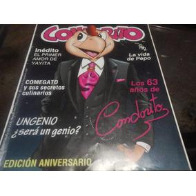 Revista Condorito Numero 836 Edicion Aniversario