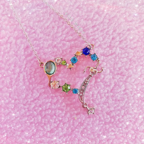 Collar Talismanes Amor Sailor Uranus Y Neptune Sailor Moon