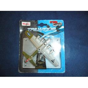 Tailwinds - Miniatura Avião - B 17 G Flying Fortress