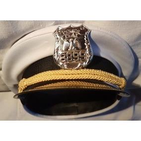 Chapeu-boné -quepe Policial ca4e81fd5fb