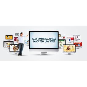 Criação De Site Wordpress + 1 Ano De Hospedagem Br E Email