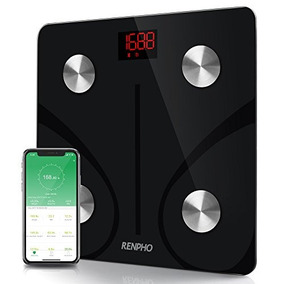 Renpho Bluetooth Body Fat Scale - Aprobado Por La Fda - Sma