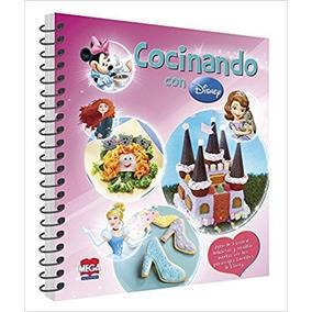 Libro Cocinando Con Disney Niños *cj