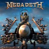 Cd Megadeth Warheads On Foreheads 3cds Nuevo 2019