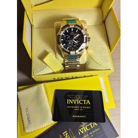d3184ea8e34 Relógio Invicta Masculino Mod 6412 - Relógios De Pulso no Mercado ...