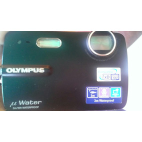 Camara Digital Olympus 10 Mp Waterproof Usada