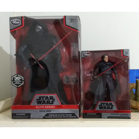 Kylo Ren Star Wars Elite Series Premium - Disney Store 30cm