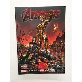 Cómic, Marvel, La Era De Ultrón, Ómnibus. Ovni Press
