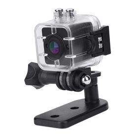 Câmera Filmadora Full Hd 1080p Sq12 Gravador Vídeo Multiuso