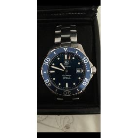 6066b71eaec Relogio Tag Heuer Calibre 5 Aquaracer - Relógios no Mercado Livre Brasil
