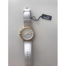 Relógio Puma Branco Analógico