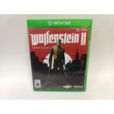 Wolfenstein 2 Xbox One Juegazo En The Next Level Garantia!