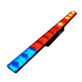 Ribalta 12 Leds X 3w 250v Efeitos Iluminação Entrada Dmx