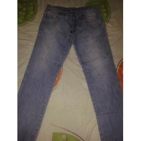 Pantalón Blue Jeans Para Caballero - Talla 32 X 32