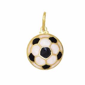Colar Com Pingente De Bola De Futebol - Joias e Bijuterias no ... c729ef5002125