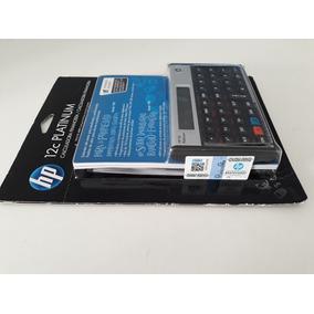Calculadora Financeira Hp12c Platinum/portugues