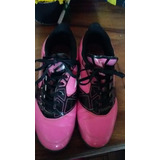 Zapatos Mini Tacos, Marcas Qiloo Dama Rosado Nº 38