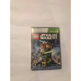Juego Star Wars Iii: The Clone Wars Xbox 360
