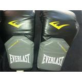 Luvas De Boxe/muay Thai Everlast Pro Style Elite 8oz - Preta