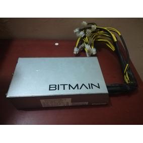 Fuentes De Poder Bitmain 1600w Para Antminer L3 S9 S7 T9 D3