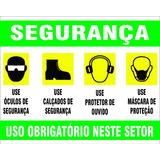 Obrigatório Uso De Epis no Mercado Livre Brasil 20b57824b2