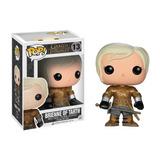 Funko Pop Brienne Of Tarth #13 Game Of Thrones Regalosleon
