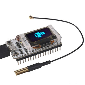 Sx1276 Lora Esp32 0.96 Polegada Azul Display Oled Bluetooth