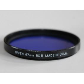Filtro Tiffen 67mm 80b Usa