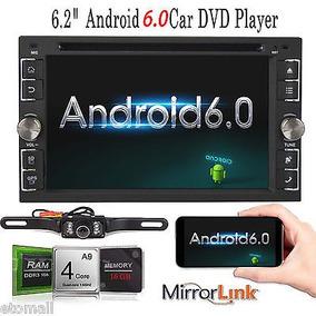 Puro Android7.1 Quad Core 6,2 Doble 2din Coche Gps Radio