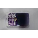 Blackberry 8350i Branco Com Roxo Produto Vitrine