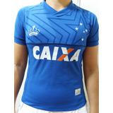 5fefbe7403 Camisa Cruzeiro 2018 Promoção 2 Camisas Masculina E Feminina