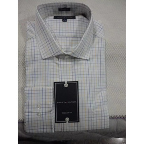 Camisa Blanca Para Hombre Marca Tommy Hilfiger - Ropa y Accesorios ... 6ba230a630beb