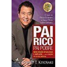 Livro Pai Rico, Pai Pobre - Atualizado Robert Kiyosaki