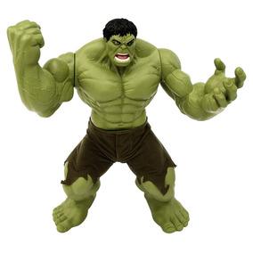 Boneco Hulk Verde Premium Gigante - Mimo - Disney